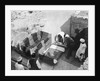 Archaeologists working  at the Tomb of Tutankhamun by Harry Burton