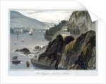 Near Kingswear by William Daniell