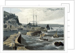 Mevagissey by William Daniell