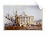 The Customs House and Revenue Building by William Gawin Herdman
