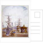 Waterloo Docks by William Gawin Herdman