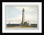 Lighthouse on the Start, Isle of Sandy, Orkney by William Daniell