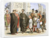 St Gregory the Great and the English slaves at Rome by James William Edmund Doyle
