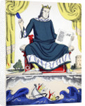 Henry I by Rosalind Thornycroft