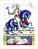 Richard I by Rosalind Thornycroft