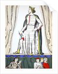 Edward II by Rosalind Thornycroft