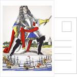 James II by Rosalind Thornycroft