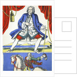 George II by Rosalind Thornycroft