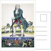 George III by Rosalind Thornycroft