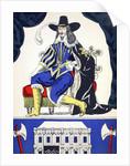 Charles I by Rosalind Thornycroft