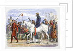 Thomas, Earl of Lancaster, being led to execution by James William Edmund Doyle