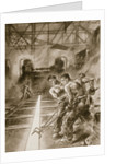 Also as soldiers of work: SA men in the front line by Anonymous