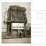 A monument in Paris by Anonymous