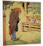 Morning prayers by Fritz Kock-Gotha