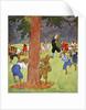 Playtime by Fritz Kock-Gotha