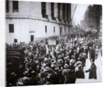 The Wall Street Crash by Anonymous