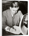 Henry A Wallace by Anonymous