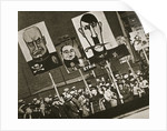 May Day parade, East Fourteenth Street, near Union Square, New York by Anonymous