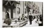 A street in the Borough of Queens by Anonymous