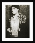 Willa Cather by Anonymous