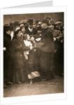 The arrest of suffragette Dora Marsden by Anonymous