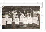 The suffragettes of Ealing by Anonymous