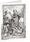 Queen Morgan le Fay by Dora Curtis