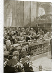 Thanksgiving service for the recovery of the Prince of Wales by G Amato