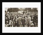 Anti-war meeting at Speakers' Corner by Anonymous
