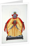 Confucius the Great Unapotheosized God of China by Anonymous
