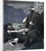 Swear to me, Hagen, my son! by Arthur Rackham