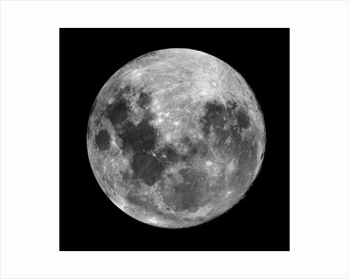 Full Moon by Robert Gendler