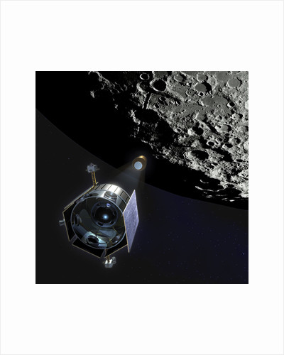 The Lunar CRater Observation and Sensing Satellite (LCROSS). by Anonymous