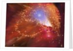 Orange Nebula by Corey Ford