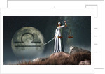Libra is the seventh astrological sign of the Zodiac. by Daniel Eskridge