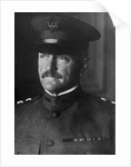 Digitally restored vector portrait of Major General John Pershing. by John Parrot