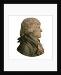 Digitally restored portrait of Thomas Jefferson. by John Parrot