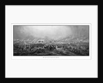 Digitally restored vintage Civil War print of the Battle of Gettysburg. by John Parrot