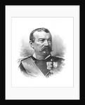 Vintage Civil War portrait of General Philip Sheridan. by John Parrot