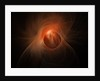 Abstract conceptual image of a scene in space. by Mark Stevenson