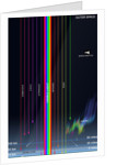 Diagram of the transparency of Earth's atmosphere to different types of radiation. by Ron Miller