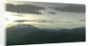 Terragen render of Mt. St. Helens, Washington, at twilight. by Rhys Taylor