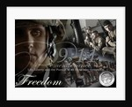 Illustration of crew members involved in Operation Enduring Freedom. by Anonymous