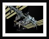 Computer generated view of the International Space Station. by Anonymous