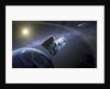 Artist's concept of the Wide-field Infrared Survey Explorer spacecraft. by Anonymous