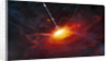 Artist's concept of Quasars. by Anonymous