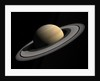Artist's concept of Saturn. by Walter Myers