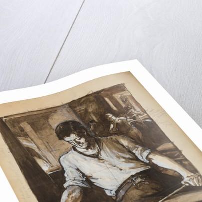 Glassmaker, 1868 - 1924 by Walter Jenks Morgan