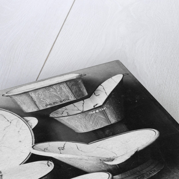 South Staffordshire Industrial and Fine Art Exhibition: Baths by unknown