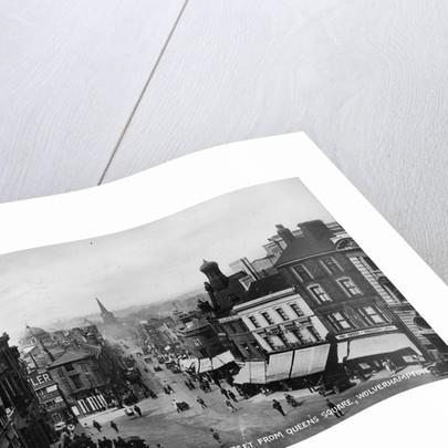 Darlington Street, Wolverhampton, 1930 by unknown